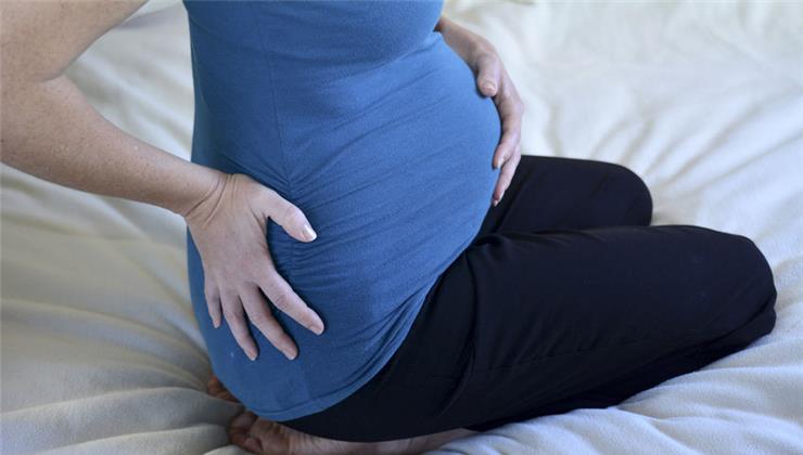 terhességi hátfájás ellen