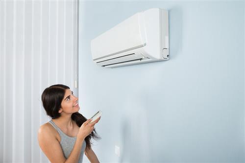 légkondíciónálás kánikula idején